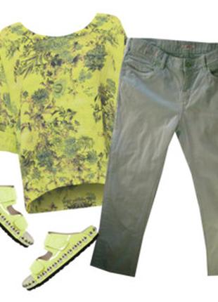 Прямые джинсы размер 46-48 бренд she