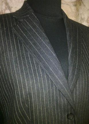 Пиджак gerry weber германия, 98%шерсти, 54-xlраз. сток