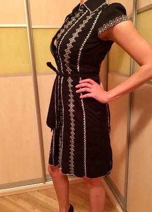 Брендовое летнее платье