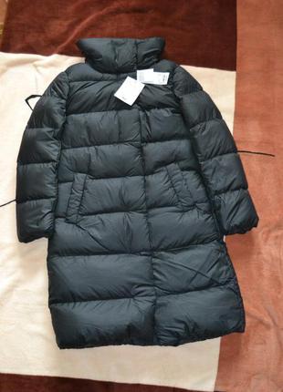 Супер легкий пуховик пальто uniqlo уникло