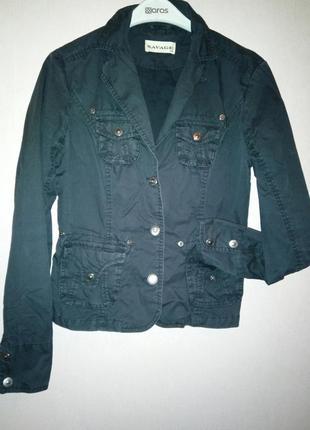 Куртка на весну, коттон, savage