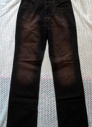 Большие оригинальные джинсы motor . турция. w31l32.100% хлопок.унисекс
