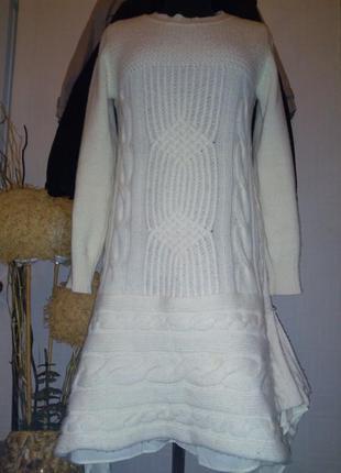 Moschino, платье туника.