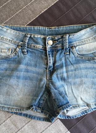Шорты джинсовые mango