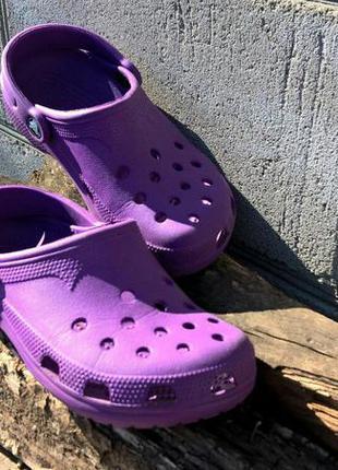 Crocs оригинал w4-5