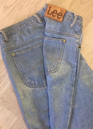 Lee джинсовый комплект оригинал