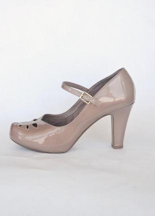 Туфли clarks uk 7 1/2 р. 41-42 стопа 27 см