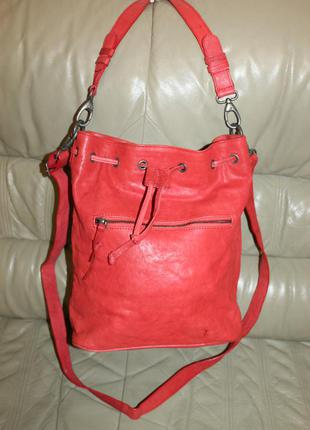 Фирменная сумка-шоппер бренда la redoute creation