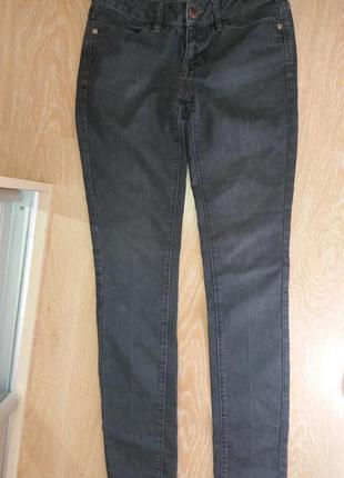Узкие джинсы massimo dutti