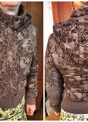 Демисезонная курточка xs-s