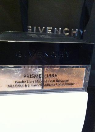 Пудра givenchy prisma libre
