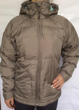 Очень тёплый пуховик columbia куртка курточка