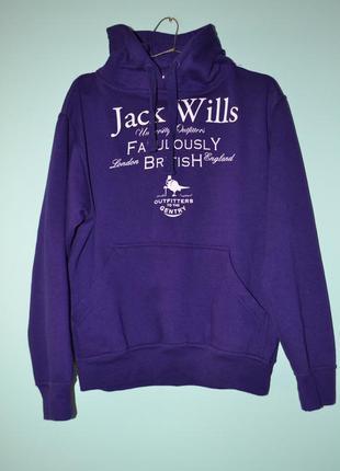 Толстовка jack wills ( оригинал из англии).