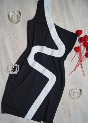 Сукня оригінального крою bcbg