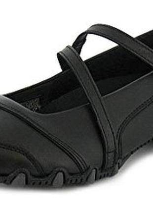 Кожаные туфли skechers (скечерс) р.37 оригинал.