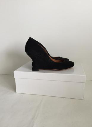 Стильные туфли из натуральной жатой кожи от other stories