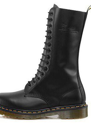 Dr. martens 1914 dmc 14-eye - lace-up boots. 37-36
