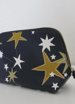 Яркая косметичка сумочка  accessoires c&a германия