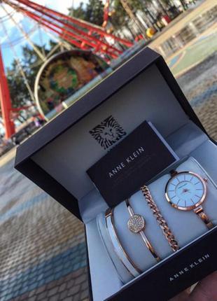 Дизайнерские часы anne klein
