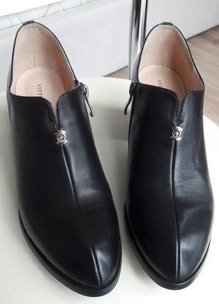 Туфли-ботильоны vitto rossi