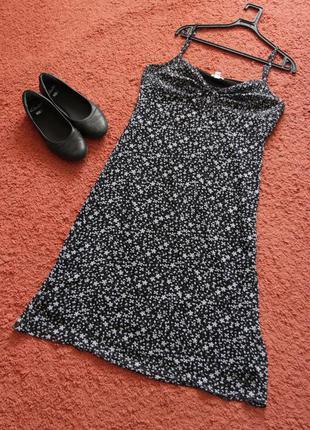 Воздушное летнее платье blue motion