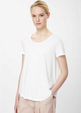 Оригинальная блуза от бренда cos разм l