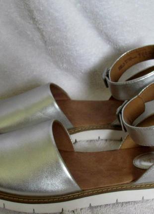 Clarks кожаные босоножки размер 37. 5, 38, 38. 5, 39