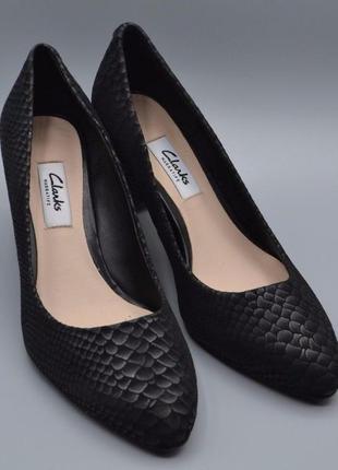Clarks кожаные туфли размер 38. 5, 39, 39. 5, 40, 41