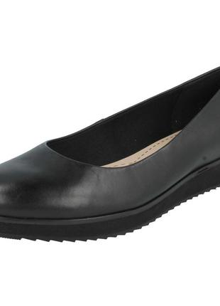 Clarks кожаные туфли размер 35.5, 36,  36. 5,  37. 5