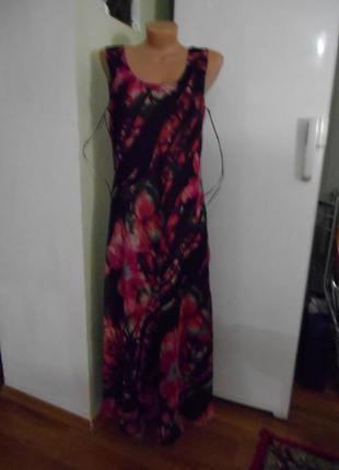 Платье двухстороннее,тонкое