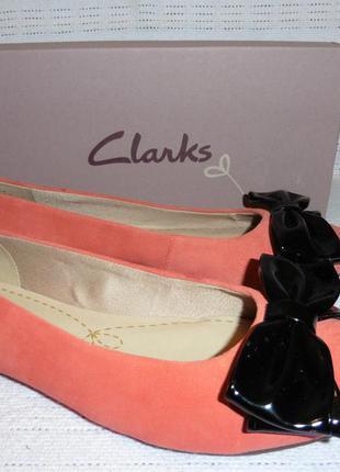 Новые clarks кожаные балетки размер 37, 37.5,  38,  38.5,  39,  39,5, 40, 40.5, 41, 41.5