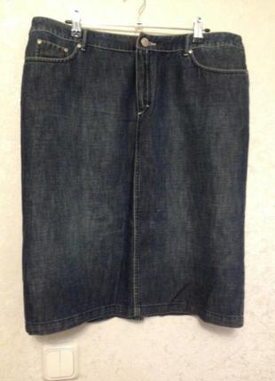 Юбка джинсовая летняя betty barclay