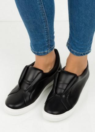 Новые модные слиперы / тренд сезона  - на ногу 23  см