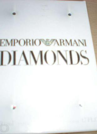 Diamonds духи туалетная вода.оригинал duty free