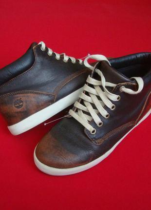 Ботинки timberland натур кожа оригинал 39-40 размер