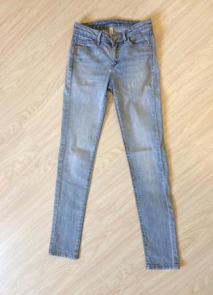 Mango светлые джинсы