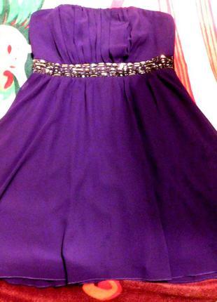 Платье, нарядное, вечерние, бренд zebra, привезённое с швейцарии...оригинал..р. s, m