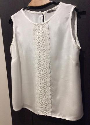 Блуза с напылением с вискозы