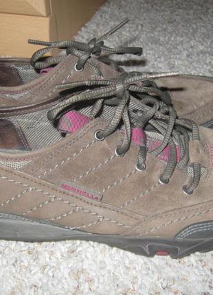 Класснючие фирменные туфли-кроссовки