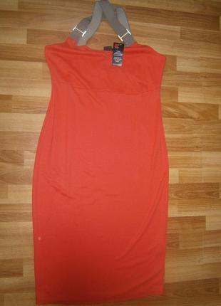 Секси платье большого размера