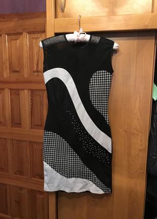 Очень красивое классическое платье