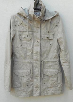 Ветровка молодежная куртка с капюшоном