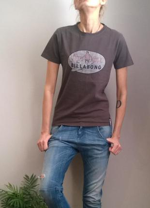 Billabong футболка австралийского бренда