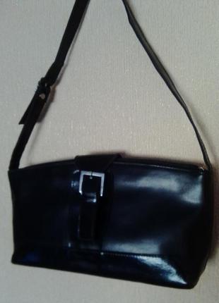 Новая стильная классическая сумка
