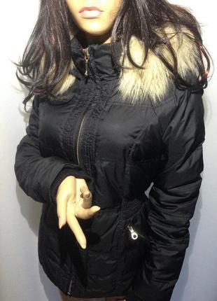 Пуховик juicy couture оригинал р-l
