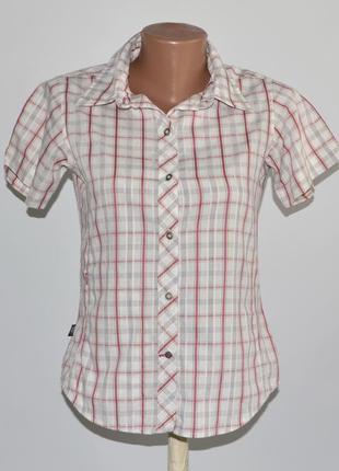 Женская рубашка с кор. рукавом the north face (xc)