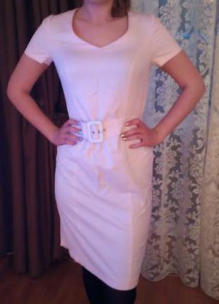 Розовое платье,классическое платье, natali bolgar