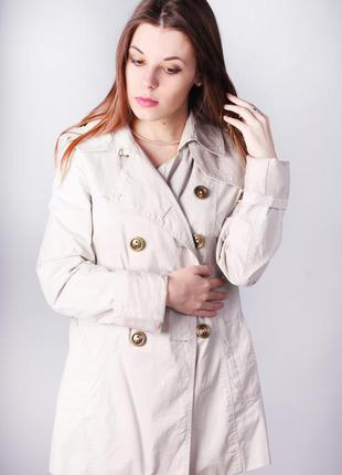 Короткое пальто stradivarius