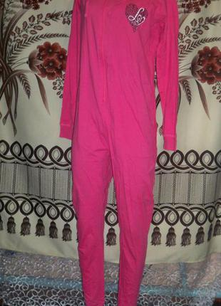 Фирменная пижама-слип кигуруми lipsy, м, футужама, індія.