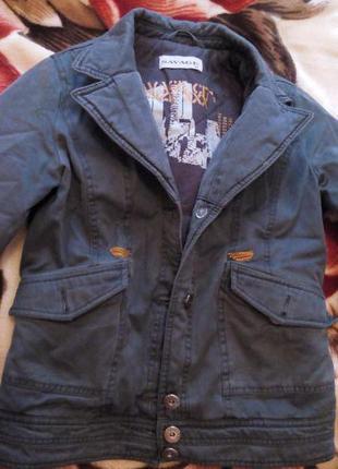 Утепленная курточка savage